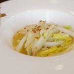SESSION - 今日蔬菜(ジーヤッソーチョイ)