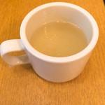 キングステーキ - オニオンスープ ハーフサイズ