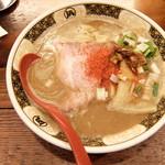 ラーメン凪 - 煮干ラーメン