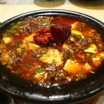 中國菜 心香 - ☆【中國菜 心香】さん…土鍋スタイルの麻婆豆腐(≧▽≦)/~♡☆