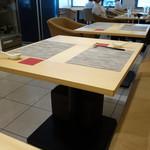 中國菜 心香 - ☆テーブル席はこんな雰囲気です☆