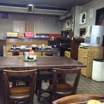 かどや食堂 - なかなか昭和レトロ