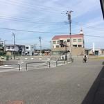 ひまわり食堂 - 羽村駅西口。