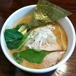 麺の房 たけ田 - 料理写真:しょうゆ(700円)