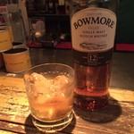 ジョーガイ - でもやっぱスコッチが好き シングルモルトの女王と呼ばれるボウモアはスモーキーだよね(#^.^#)
