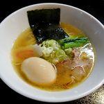 麺s慶 - 麺s慶(味玉らーめん・塩 850円)