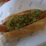 タリーズコーヒー - 2010/10月:Ball Park Dog(プレーン310円)