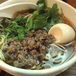 立呑み 活力屋 - 台南担仔麺(タイナンターミーメン) ¥380