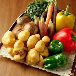 契約農家小山農園のお野菜