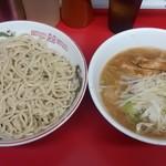 ラーメン二郎 - 小ツケ麺ニンニク