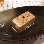 おでん 盛 - 焼きどうふ 2016.7