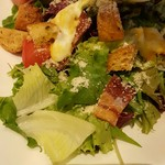 アサヒ クラフトマンシップブルワリー 東京 - シーザーサラダ