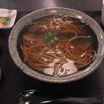 蔵 - 料理写真:H28年7月、にしんそば(千円)