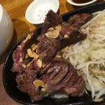 54208896 - 牛ハラミ厚切りステーキ(M 200g)(¥1500)