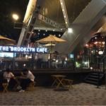 THE BROOKLYN CAFÉ - 外観です、名古屋テレビ塔足元