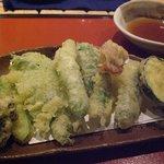 そば処 楽一 - 季節の天ぷら