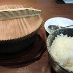 5421834 - マーボ豆腐、ご飯 ともに単品