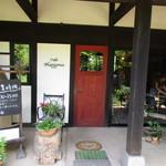 カフェ ハナナ - お店入口