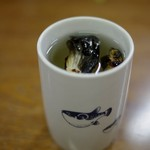 三枡 - ひれ酒