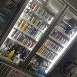長太屋酒店 - 奥にある冷蔵庫から好きなドリンクを選べる!!