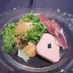 ikra - 前菜盛り合わせ