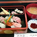 福寿司 - 料理写真:上にぎり