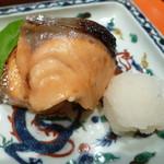 54217677 - 鮭児の塩麹焼き