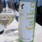 銀座 ハプスブルク・ファイルヒェン - ファルコ2014/ワイングート・デュルンベルグ