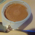 四季倶楽部 八ヶ岳エレガンス - デザートのアイスクリーム、(バニラ、チョコレート、抹茶があります)