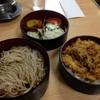 丸喜屋食堂 - 料理写真:イカ天丼セット