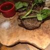 骨付きラム肉のコンフィ