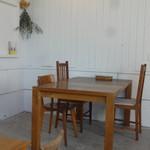 ハーグカフェ - 店内1