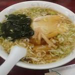 興隆菜館 - ラーメン