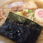 らーめん増田や - 鯖ダシがあまーい!