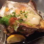 す吾六 - 岩牡蠣
