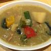 柿安 三尺三寸箸  - 料理写真:タイ風カレー