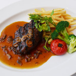 37 QUALITY MEATS - ハンバーグステーキ グレービーソース