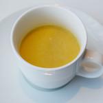 37 QUALITY MEATS - カボチャの冷製スープ