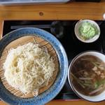 54226555 - 鳥つけ麺750円(2016年7月)