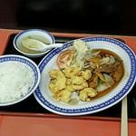 54227676 - 酢豚定食