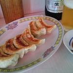 豊島屋 - 料理写真:ぎょうざ♪