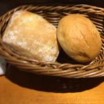 54230480 - チャージ料346円のパン(お代わり自由)