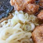 中華料理 来集軒 - 刻みねぎ