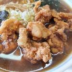 中華料理 来集軒 - 鶏唐揚