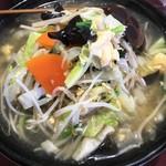 大王 - 特製タンメン