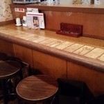 サイゴン・レストラン - カウンター