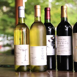 ソムリエがご提案する山梨ワイン