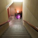 KYOU 饗 Karasuma - この階段を降りて地下へ