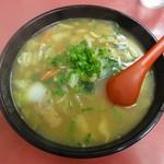 上海園 - 料理写真:スタミナ湯麺