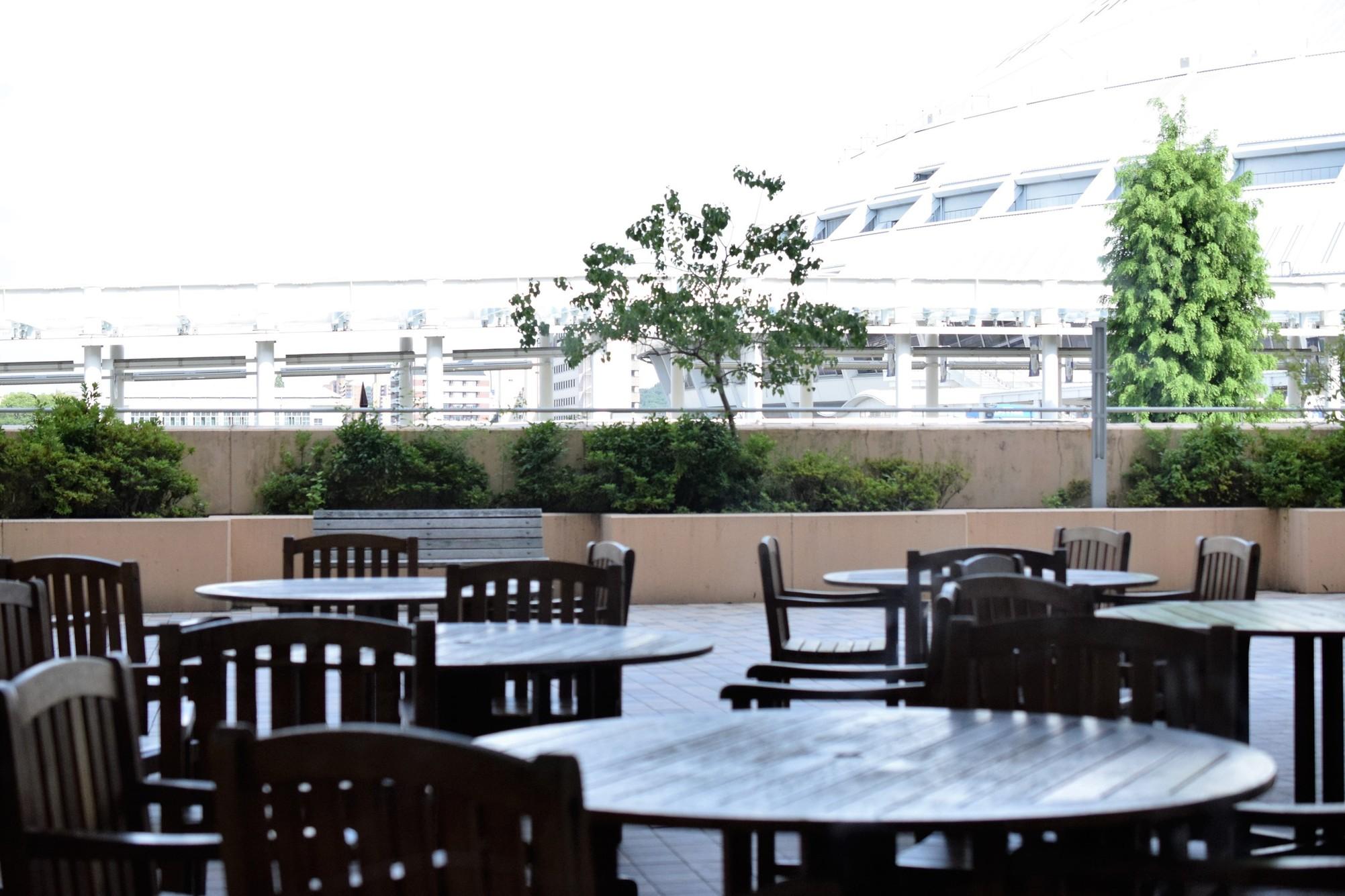 タリーズコーヒー イオンモールナゴヤドーム前店